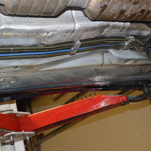 139. Unterboden seitl. Detail